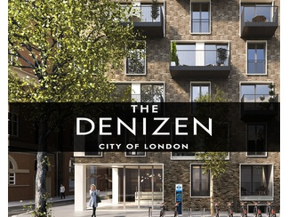 1 bedroom apartment in The Denizen - New London Development in EC1