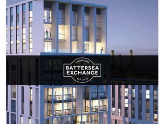 1 bedroom apartment in Battersea Exchange - New London Development in SW8