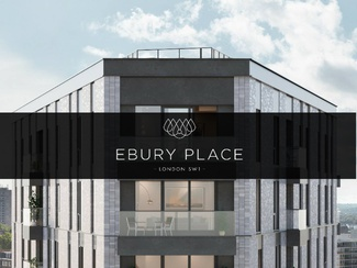 1 Bedroom Apartment in Ebury Place - New London Development in Pimlico, SW1